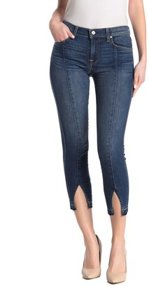 7 For All Mankind High Waist Ankle Super Skinny Jeans