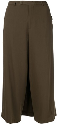 Jean Paul Gaultier Pre-Owned classic culottes
