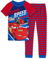 Disney Collection Cars 2-pc. Cotton Pajama Set - Boys 8-20