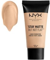 NYX (3 Pack Stay Matte But Not Flat Liquid Foundation - Light
