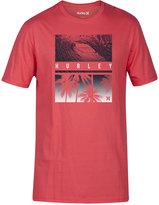 Hurley Men's The Drive Premium Logo-Print T-Shirt