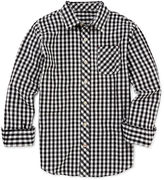 Arizona Woven Button-Front Shirt - Boys 8-20 and Husky