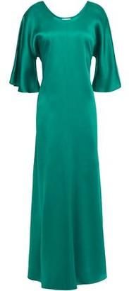 Forte Forte Forte_forte Satin-crepe Maxi Dress
