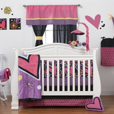 One Grace Place Sassy Shaylee Crib Bedding Set