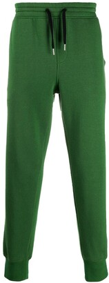 Ami Contrast Stripe Track Trousers