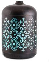 ScentSationals Tamar Large Lighted Ultrasonic Essential Oil Diffuser in Latte