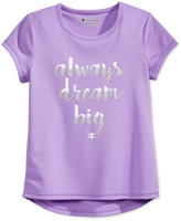 Champion Always Dream Big Graphic-Print T-Shirt, Toddler & Little Girls (2T-6X)