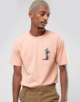 Stussy T-shirt With Logo