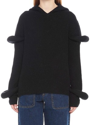 J.W.Anderson Ribbed Knit Sweater