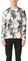 Paul Smith Parrot Print Sweatshirt
