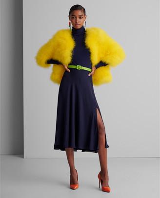 Ralph Lauren Cailyn Silk Skirt
