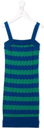 Bobo Choses Knitted Tube Dress