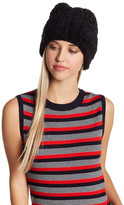 Collection XIIX Chenille Super Cuff Beanie