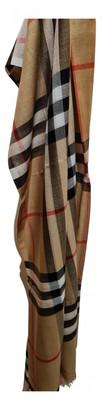 Burberry Beige Silk Scarves & pocket squares