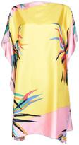 Emilio Pucci Floral Tunic Dress