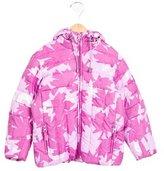 Bogner Girls' Printed Down Jacket