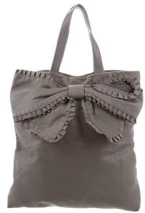 2a31a65aff Grey Valentino Handbag - ShopStyle