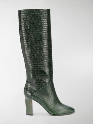 Aquazzura Sienna 90mm boots
