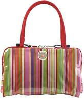 BabyCenter Fleurville Escape Pod Changing Bag Striped Pink