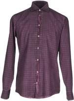 Massimo Alba Shirts - Item 38562720