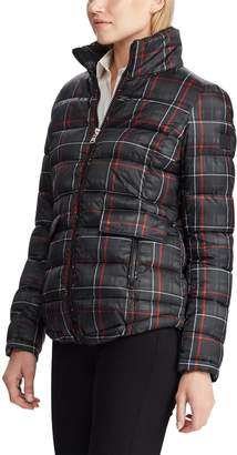 Lauren Ralph Lauren Plaid Quilted Jacket