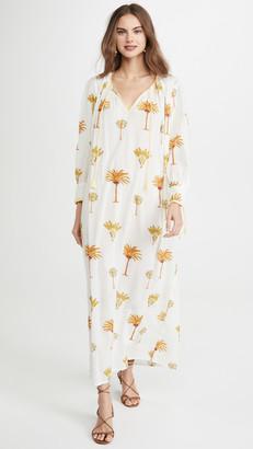 Antik Batik Palmy Long Dress