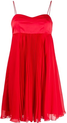 Pinko Satin Panel Dress
