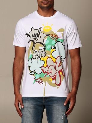 Armani Collezioni Armani Exchange T-shirt Armani Exchange Cotton T-shirt With Print