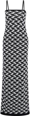 Missoni Crochet-knit Wool-blend Maxi Dress