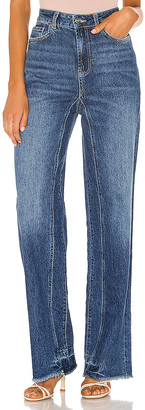 Free People Relaxed Straight Slouch. - size 24 (also