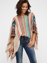 Free People Fressia Stripe Pullover