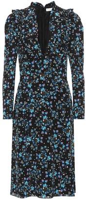 Altuzarra Ourika floral silk dress