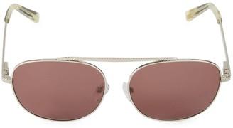Sean John 57MM Oval Sunglasses