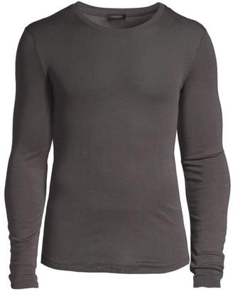 Hanro Silk Cashmere Long-Sleeve Tee