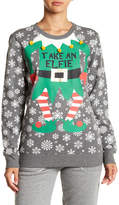 PJ Salvage Holiday Themed Sweatshirt