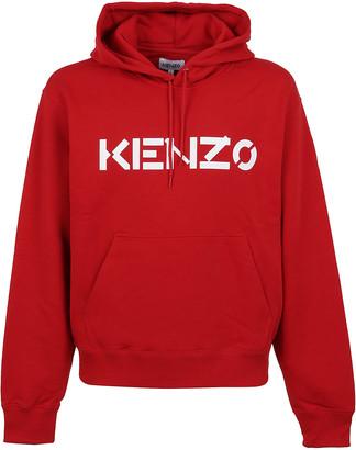 Kenzo Logo Classic Hoodie