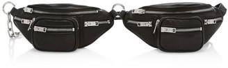 Alexander Wang Mini Attica Double Leather Belt Bag