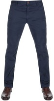BOSS ORANGE Schino Regular 1 D Chinos Navy