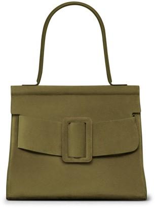 Boyy Karl Soft Suede Top Handle Bag