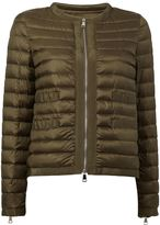 Moncler 'Alose' padded jacket - women - Polyamide/Feather/Goose Down - 1