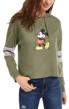 Freeze 24-7 7 Disney Juniors' Mickey Mouse Hoodie