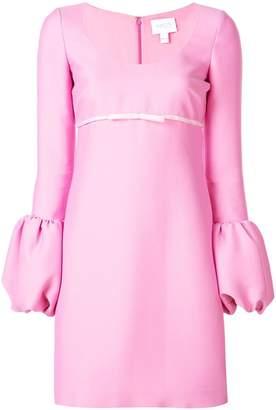 Giambattista Valli balloon-cuff dress