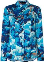 Marco De Vincenzo forest print shirt