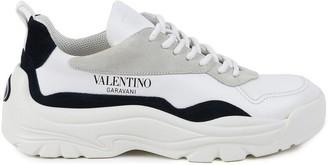 Valentino Gumboy Calfskin Sneakers