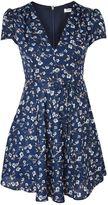 Glamorous Petites **Ditsy Print Tea Dress by Glamorous Petite