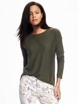 Old Navy Hi-Lo Dolman-Sleeve Sweater for Women