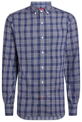 Isaia Cotton Shirt
