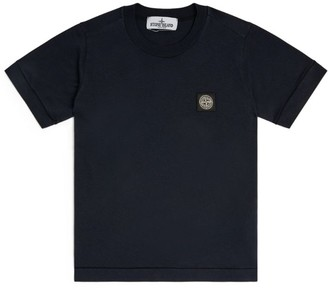 Stone Island Junior Logo T-Shirt