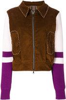 Aviu zip up jacket