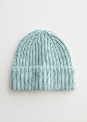 And other stories Merino Wool Blend Beanie